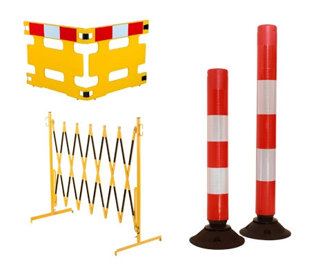 Barriers & Markings