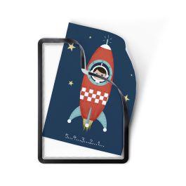 Tarifold Magnetic Solo Frame Pocket (2 pack)