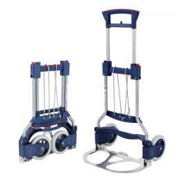 RuXXac Business folding hand truck, load capacity 125 kg