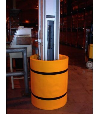 Sentry Concrete Wrap column protector