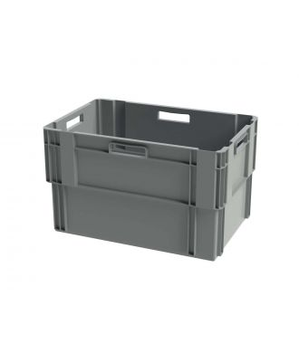 Euronorm Stacking Container, 400x600x360 mm