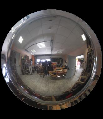 360° Convex Mirror