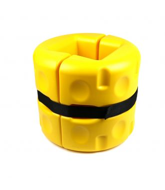 Stackable column guard — 15x15 cm — 30 cm tall
