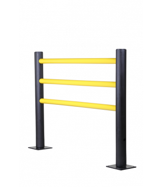 D-flexx Delta Flexible Safety Barrier