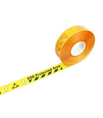 ESD warning tape