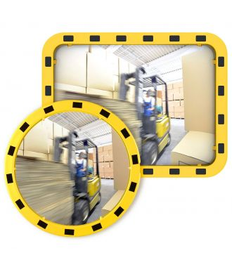 EUvex industrial mirror
