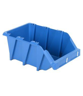 Plastic storage bin 218x360x156 mm