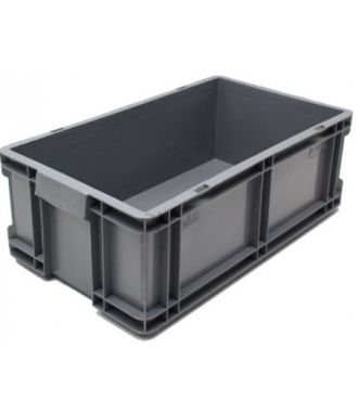 Straight-wall container 260x505x165 mm