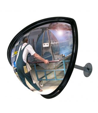 Industrial Traffic Mirror