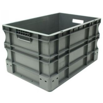 Straight-wall container Eurobox 400x600x330 mm